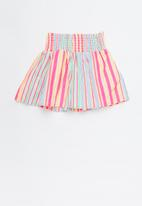 Cotton On - Sunday skirt - multi