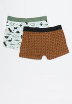 Cotton On - Boys 2pack trunk - multi