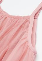 Cotton On - Iggy dress up dress - pink