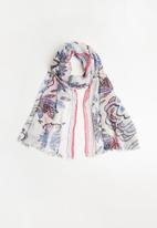 Joy Collectables - Paisley scarf - multi