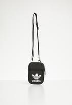 adidas Originals - Festvl b trefoi - black & white