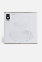 Umbra - Poise accessory organizer - white