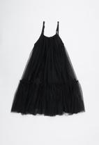 Cotton On - Iggy dress up dress - black