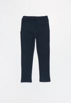 name it - Kids boys raste chino pants - navy