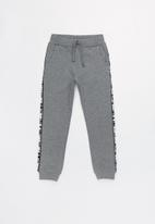 name it - Kids boys ramon sweat pants - grey