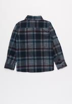 name it - Kids boys ralomon shirt - navy