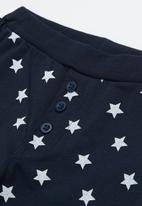 name it - Kids girls ramisto pyjamas - navy