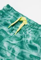name it - Zerik long shorts - green