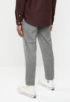 New Look - Harold check chino - multi
