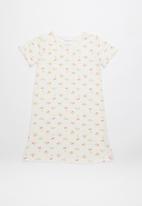 POP CANDY - Printed night dress - white