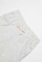 POP CANDY - Elasticated shorts - grey