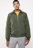 Superbalist - Padded harrington jacket - khaki