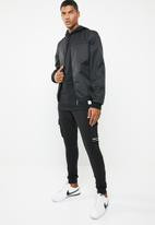 Only & Sons - Kendrick chino print sweatpant exp - black