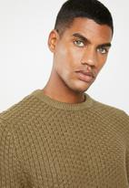 Only & Sons - Crew neck knit - khaki