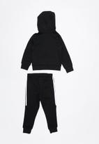 adidas Originals - Radkin tracksuit  - black & white
