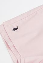 POLO - Paige layered short - pale pink