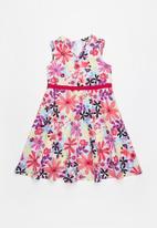 POP CANDY - Flower floral printed dress - multi-colour