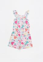 POP CANDY - Colourful  printed playsuit - multi