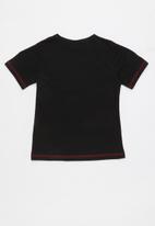 Character Fashion - Printed tee - black