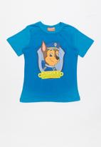 Character Fashion - Printed tee - blue