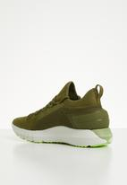 Under Armour - UA hovr Phantom SE - canyon green & summit white