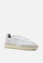 adidas Originals - SAMBA RM - ftwr white/grey