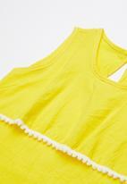 POP CANDY - 2 Piece pj set - yellow