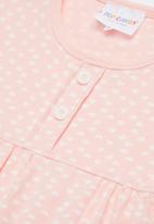POP CANDY - Button front night dress - pink