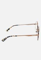 Diesel Eyewear - DL0276-56G sunglasses - brown