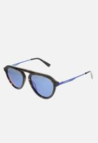 Diesel Eyewear - DL0277 sunglasses - blue