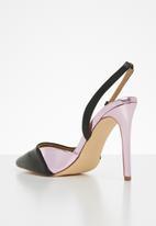 Madison® - Dani - pink & black