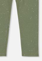 Cotton On - Huggie tights - khaki