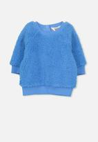 Cotton On - Avery cozy pullover - blue
