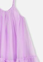 Cotton On - Iggy dress up dress - purple