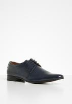 Gino Paoli - Oliver formal lace-up - navy