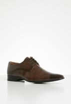 Gino Paoli - Julian formal lace-up - brown