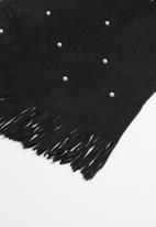 ALDO - Adrerram scarf - black