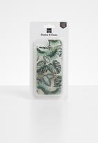 Typo - Shake it phone case universal 6,7,8 - green & gold