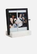Sixth Floor - Tallet photo frame - black & white
