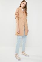 Vans - Cali native coat - tan