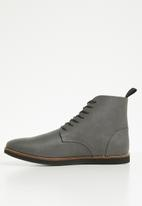 Superbalist - Tinsley mid boot - grey