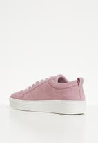 Vero Moda - Hella leather sneaker - pink