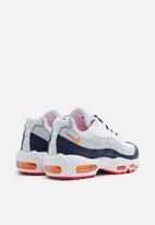 Nike - Nike w Air Max 95 - midnight navy / laser orange