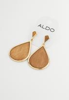 ALDO - Aselaria - gold & brown