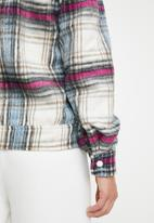 STYLE REPUBLIC - Textured jacket - multi