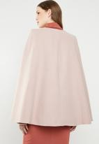 STYLE REPUBLIC - Ladies cape - pink
