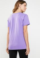 Cotton On - Tbar fox graphic tee salt lake city - purple