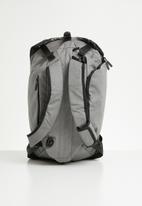 Escape Society - Hold all duffel bag - grey & black