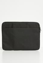 Escape Society - Laptop folio - black