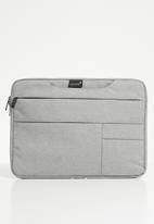 Escape Society - Laptop folio - grey